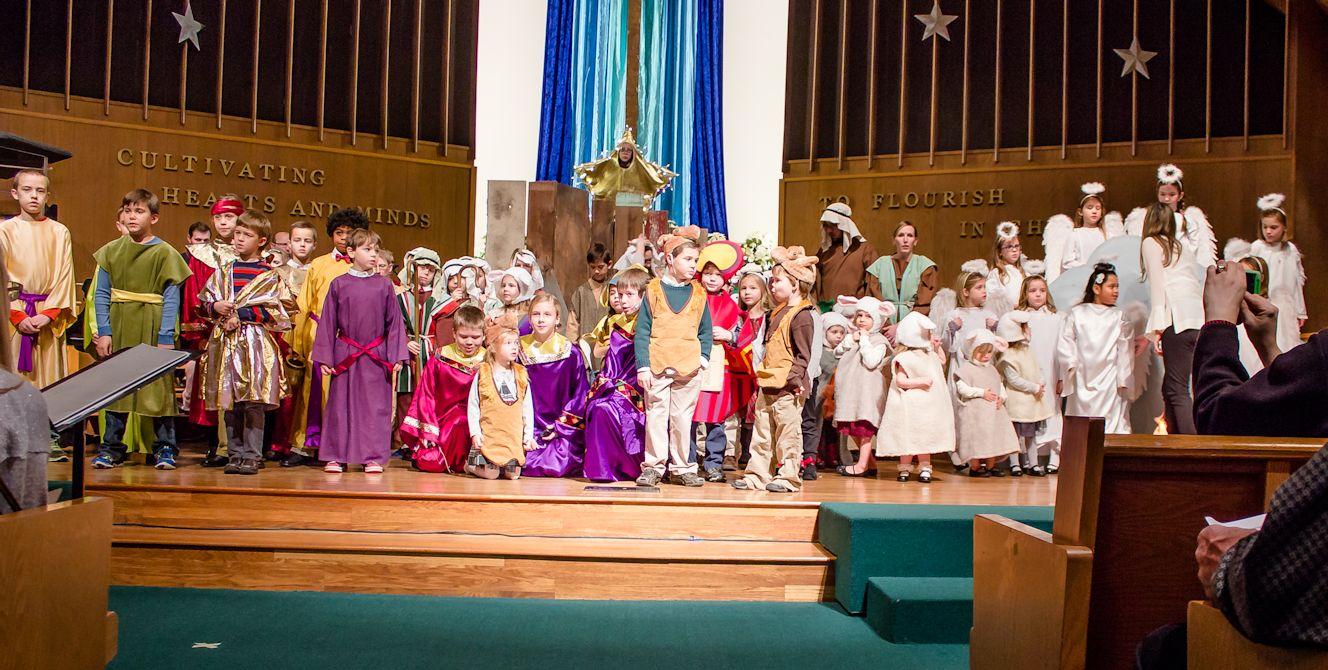 2014 Nativity Play Pic