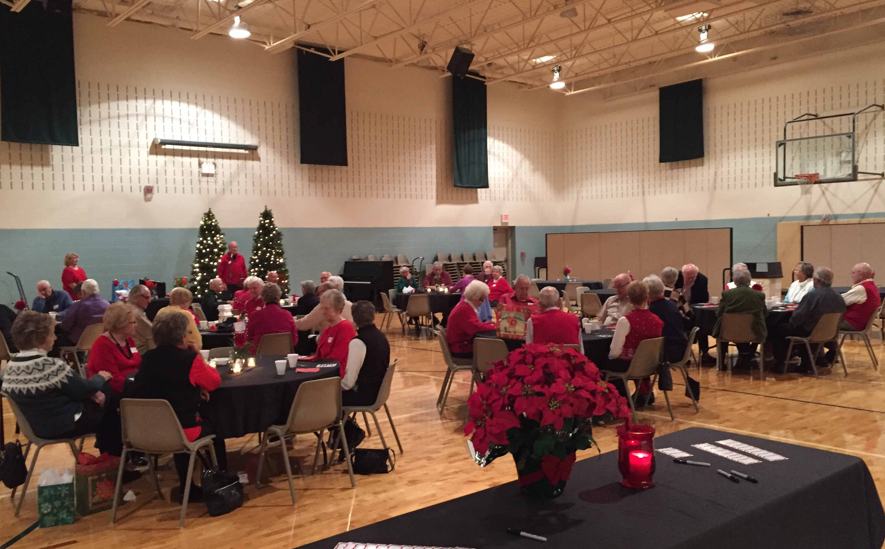 Senior Luncheon December 2015