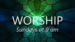 9:00 Sunday Service