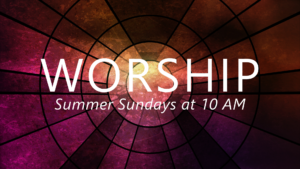 summer worship image